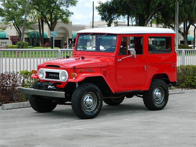 1972 Toyota Land Cruiser FJ | 902241
