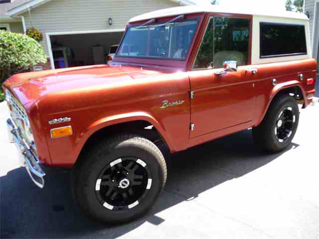 1974 Ford Bronco | 902257