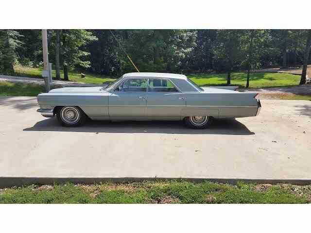 1964 Cadillac Coupe DeVille | 902262