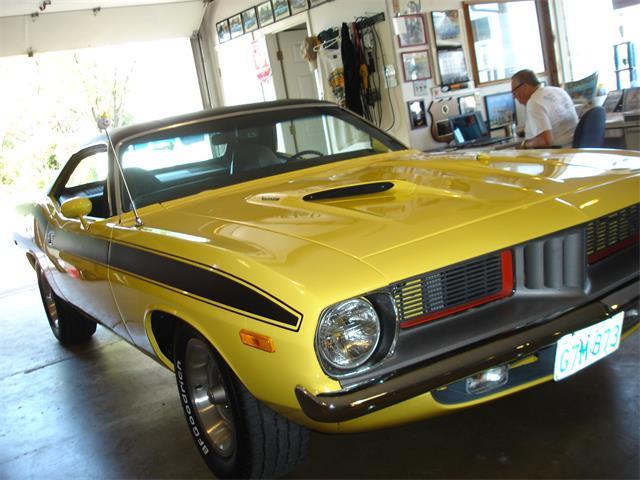 1972 Plymouth Cuda | 902268