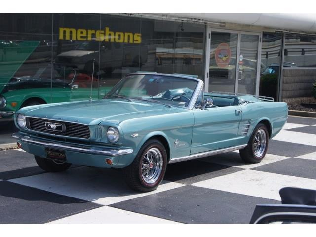 1966 Ford Mustang | 900227