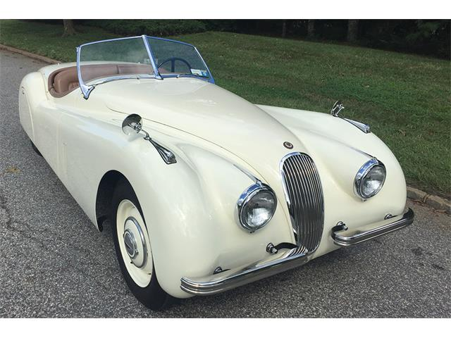 1952 Jaguar XK120 | 902273