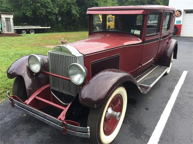 1929 Packard 633 Saloon | 902278
