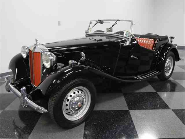 1950 MG TD | 900228