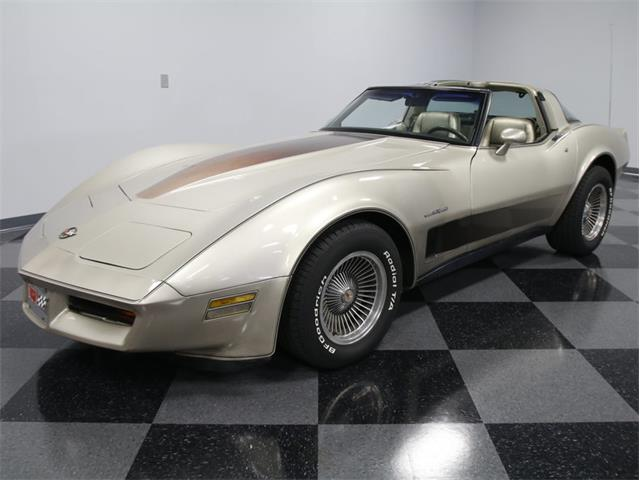 1982 Chevrolet Corvette Collectors Edition | 900229