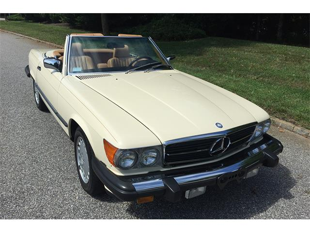 1988 Mercedes-Benz 560SL | 902293