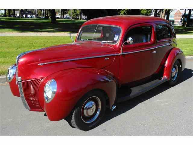 1940 Ford 2-Dr Sedan | 902311