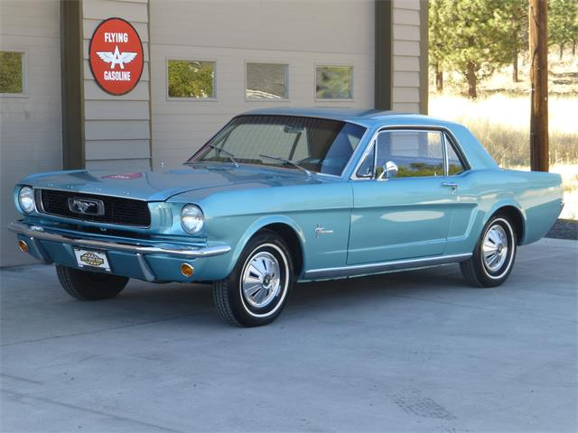 1966 Ford Mustang | 902329