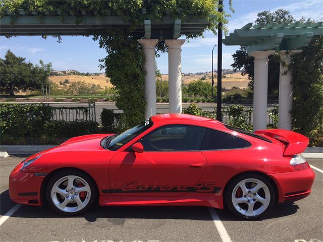2003 Porsche 911 996 C4S | 902360