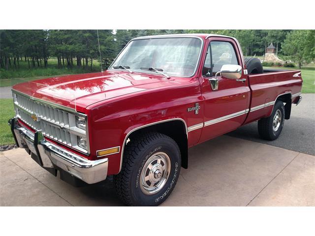 1982 Chevrolet K-20 | 902369