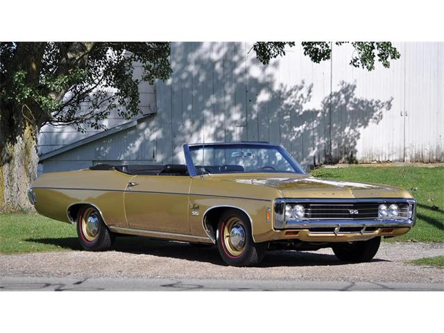 1969 Chevrolet Impala SS | 902380