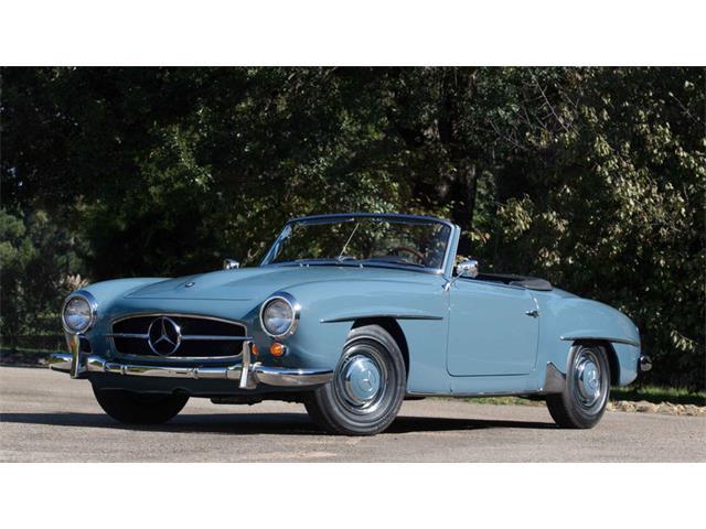 1960 Mercedes-Benz 190SL | 902388