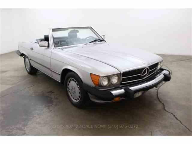 1987 Mercedes-Benz 560SL | 902396