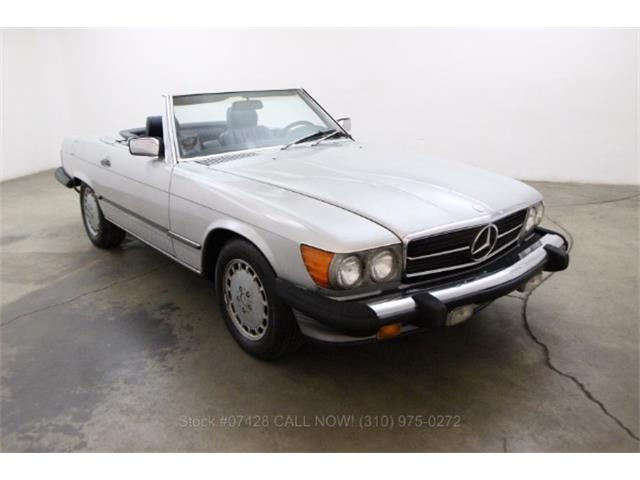 1987 Mercedes-Benz 560SL | 902396