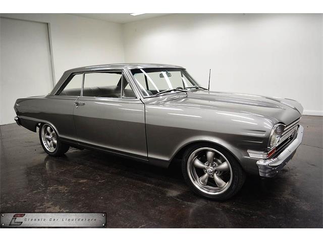 1963 Chevrolet Nova | 902400