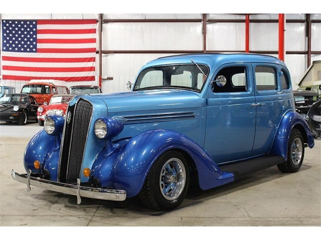 1936 Plymouth Sedan | 902403