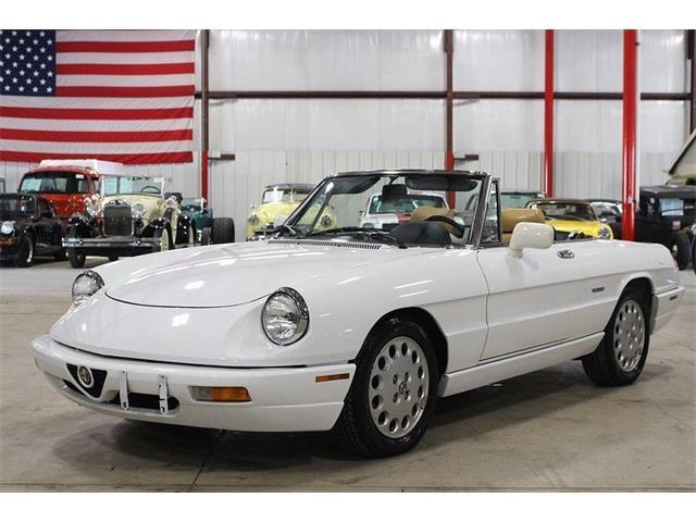 1991 Alfa Romeo Spider | 902415