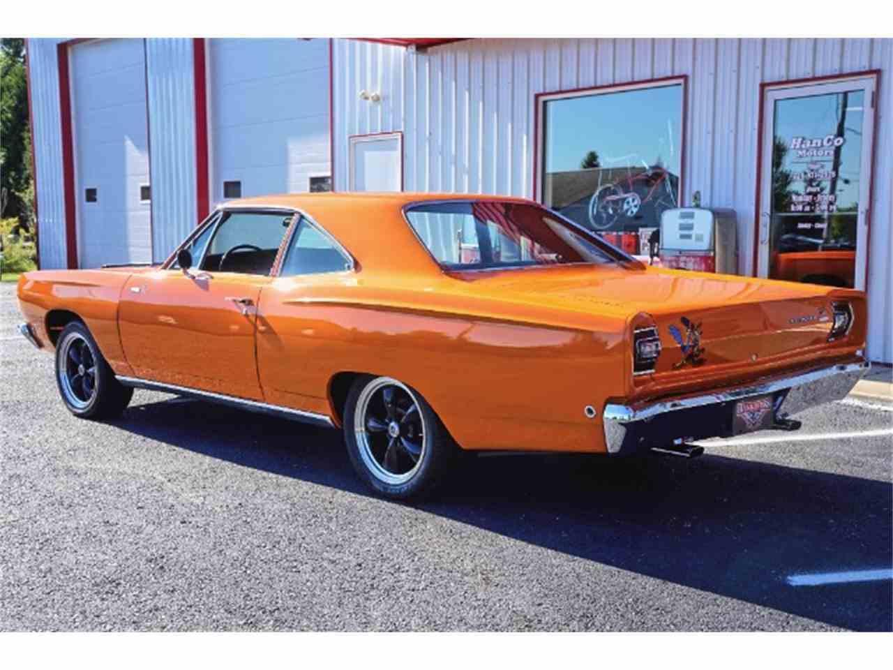 1968 plymouth road runner for sale cc 902420. Black Bedroom Furniture Sets. Home Design Ideas