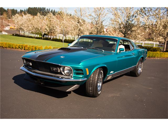 1970 Ford Mustang Mach 1 | 902446