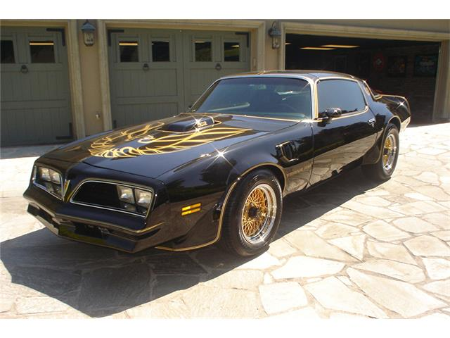 1978 Pontiac Firebird Trans Am | 902448