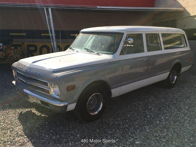 1968 Chevrolet Suburban | 902460