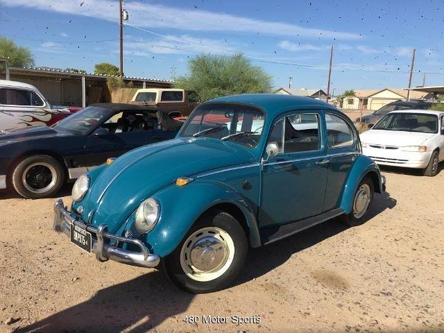 1966 Volkswagen Beetle | 902461