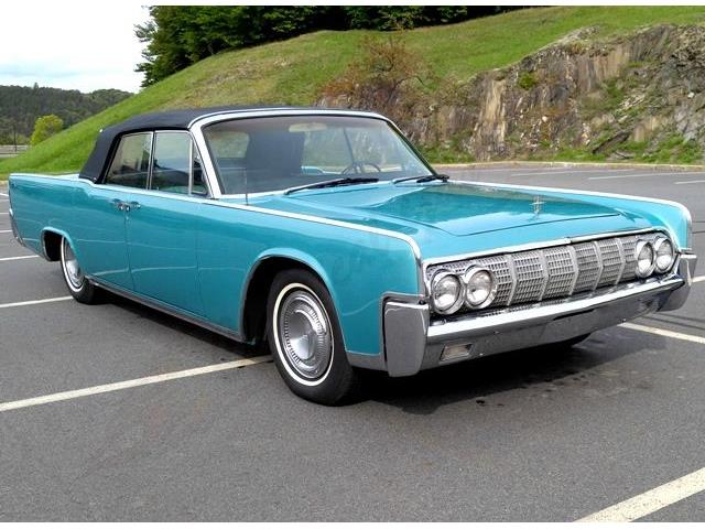 1964 to 1966 lincoln continental for sale on classiccars. Black Bedroom Furniture Sets. Home Design Ideas