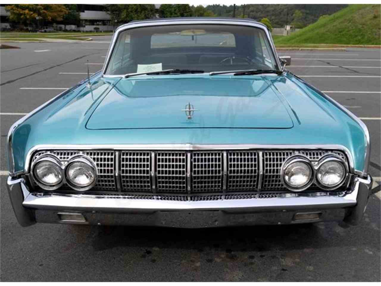 1964 lincoln continental convertible for sale cc 900247. Black Bedroom Furniture Sets. Home Design Ideas