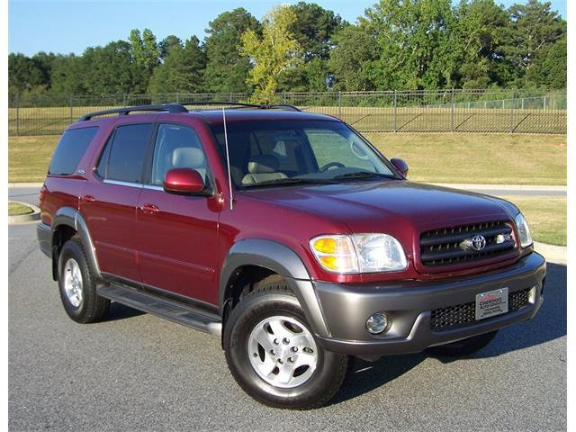 2003 Toyota Sequoia SR5 4d Utili | 902474