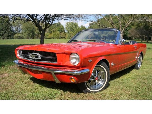 1965 Ford Mustang | 902487