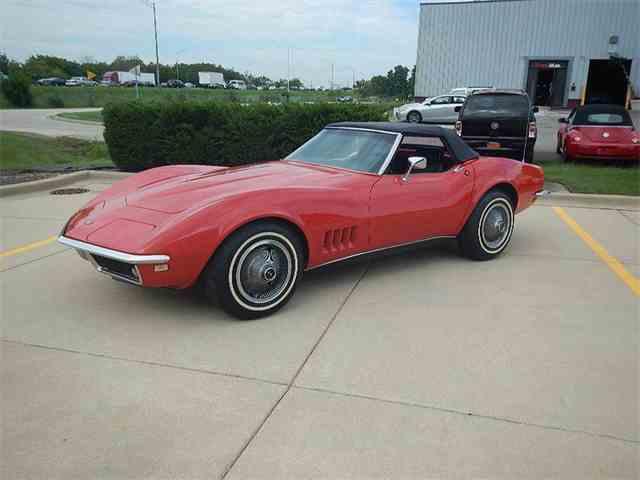 1968 Chevrolet Corvette | 902488