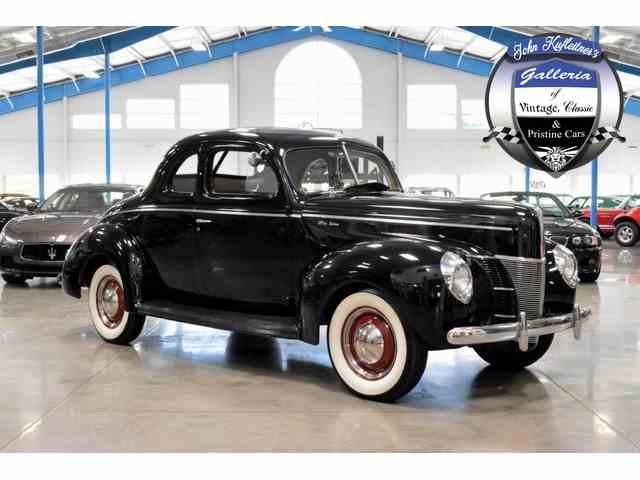 1940 Ford 5-Window Coupe | 902491