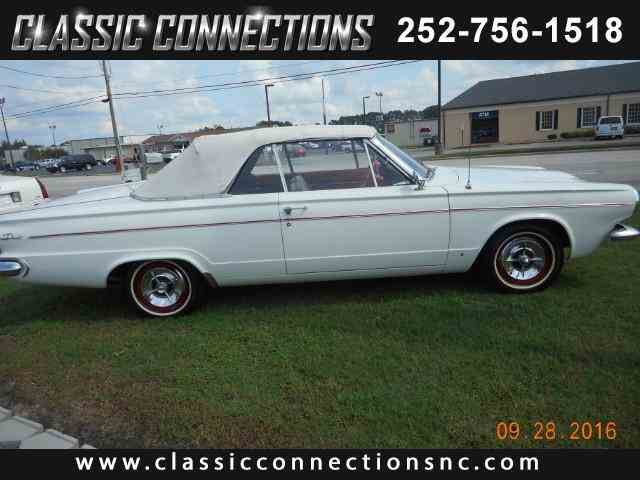 Picture of 1963 Dodge Dart located in North Carolina Offered by Classic Connections - JCDJ