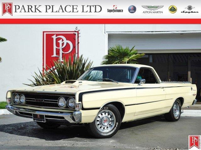 1968 Ford Ranchero | 902511