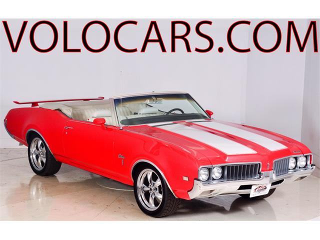1969 Oldsmobile Cutlass Supreme | 902519