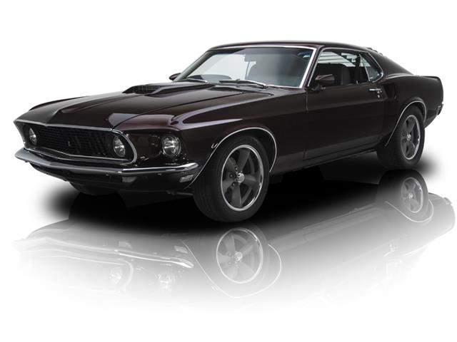 1969 Ford Mustang Mach 1 | 902525