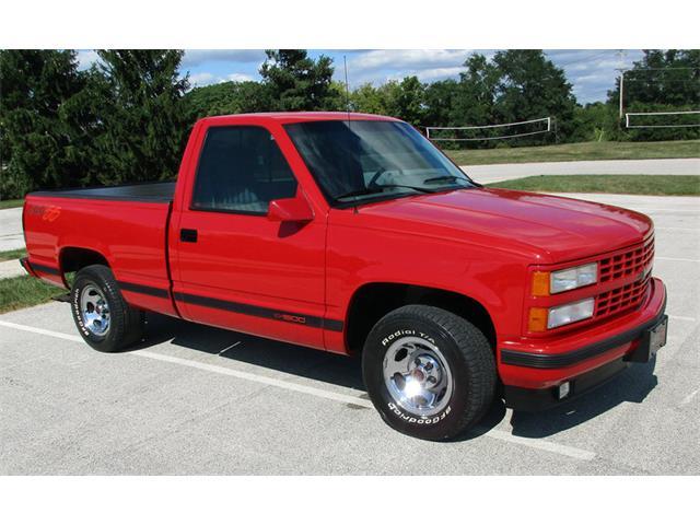 1993 Chevrolet Silverado | 902529