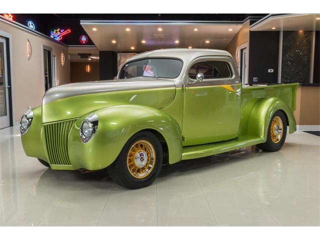 1940 Ford Pickup For Sale Classiccars Com Cc 404176
