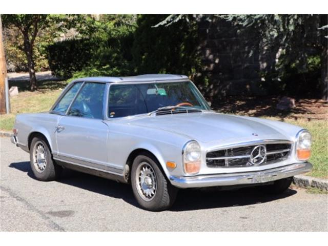1969 Mercedes-Benz 280SL | 902534
