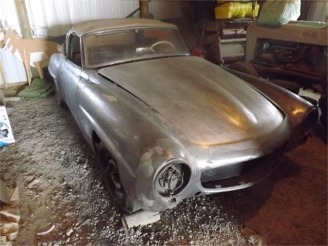 1957 Mercedes-Benz 190SL | 902536