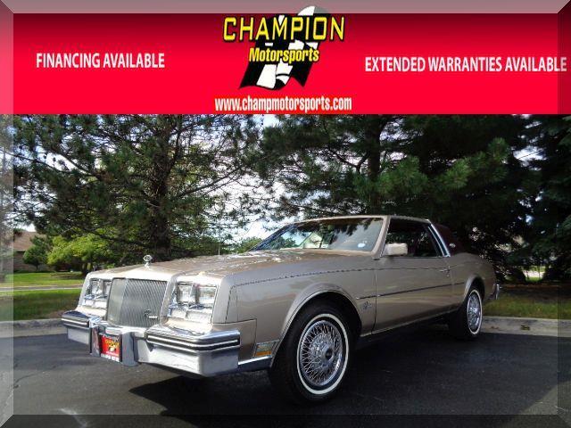 1985 Buick Riviera | 902545