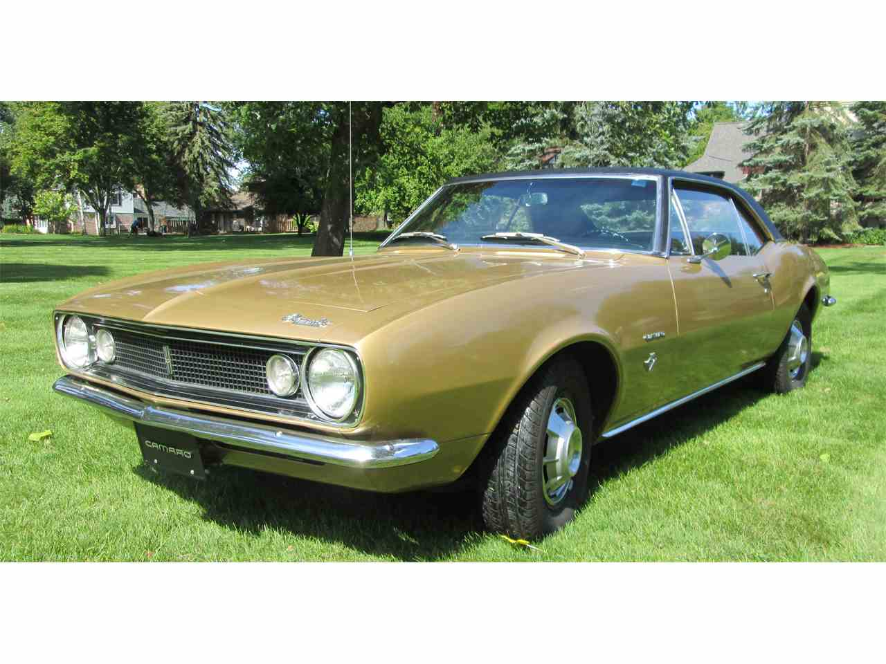 1967 Chevrolet Camaro for Sale - CC-902559