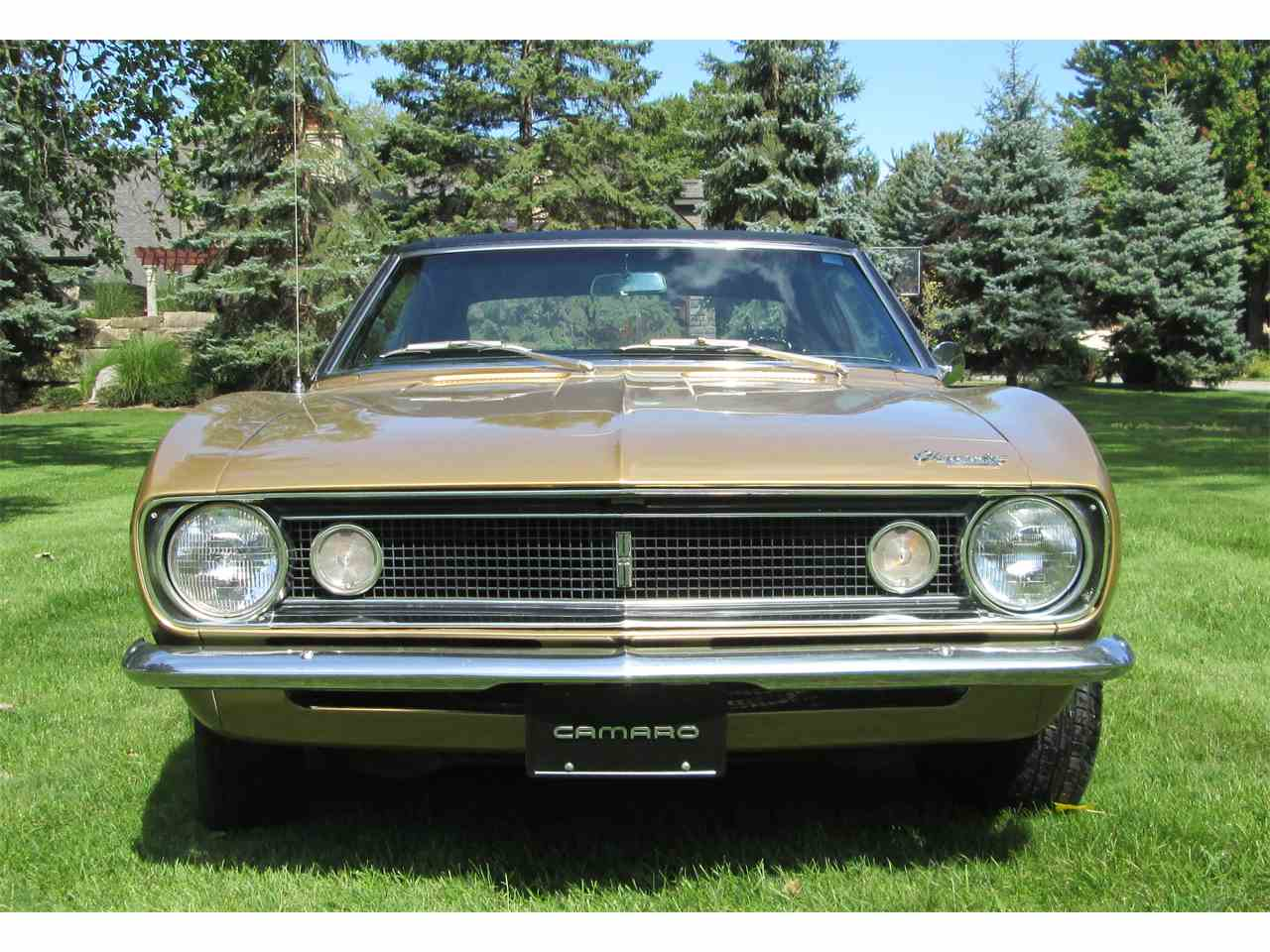 1967 chevrolet camaro for sale cc 902559. Black Bedroom Furniture Sets. Home Design Ideas