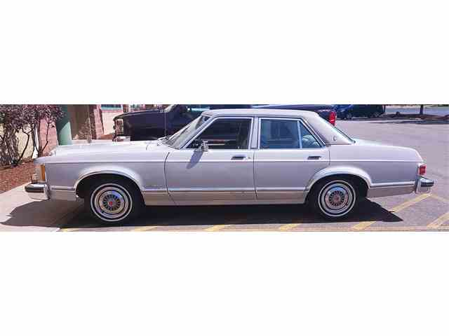 Picture of '77 Ford Granada located in OHIO Offered by a Private Seller - JCF5