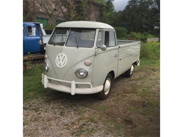 1965 Volkswagen Pickup   902562
