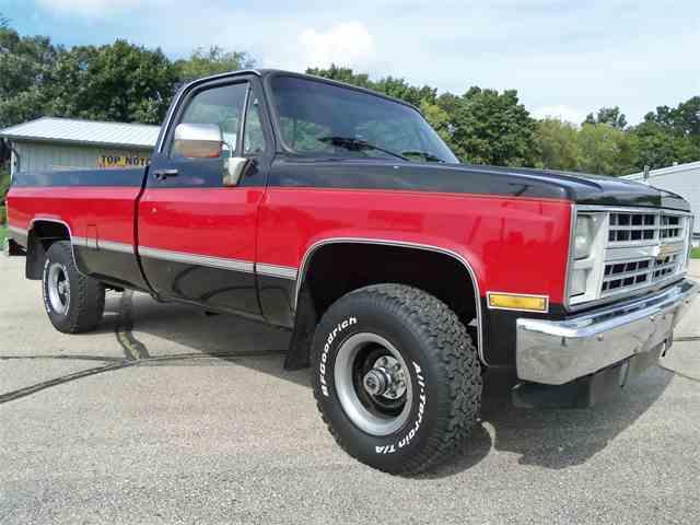 1987 Chevrolet Scottsdale | 902581