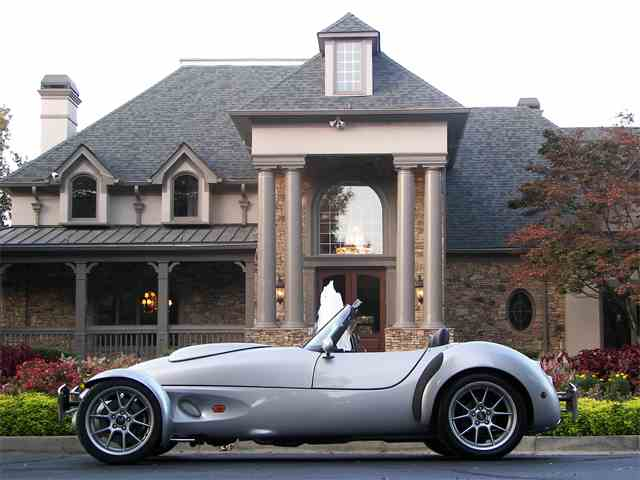 1999 Panoz AIV Roadster | 902582