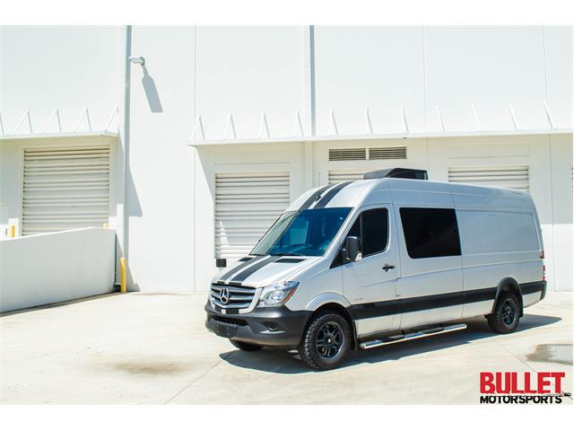 2016 Mercedes-Benz Sprinter | 902586