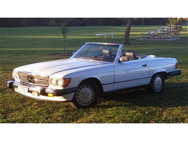 1988 Mercedes-Benz 560SL | 902604
