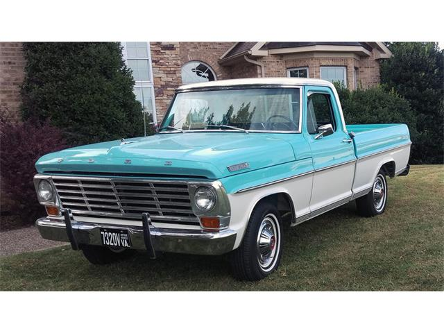 1967 Ford F100 | 902607